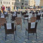 Sächsische Gastronomie überreicht Forderungen an Land und Bund